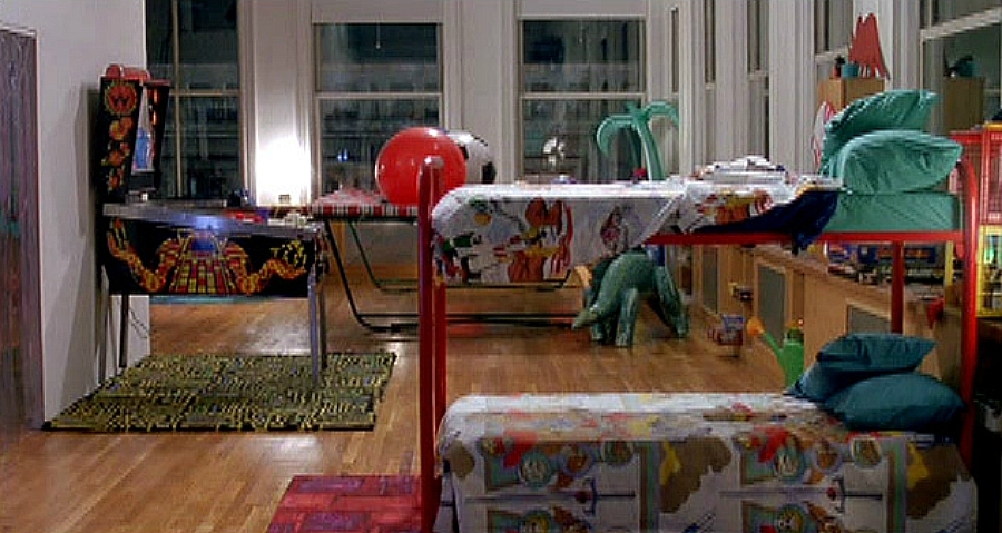 Fictional Bedrooms You Wish You Could Call Home