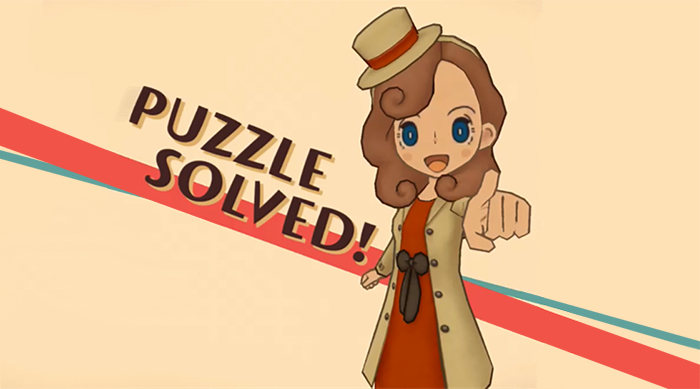 Katrielle Layton Mystery Journey puzzle solved