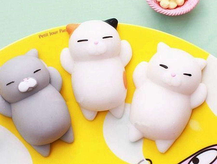 Squishy Animals For Phone : Cute Kawaii Squishes to Add to Your Phone Case
