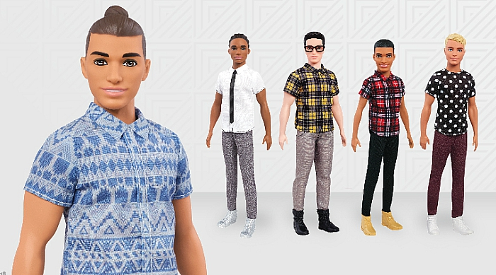Collection of New Crew Ken Dolls