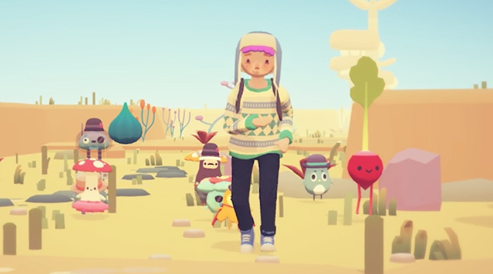 Ooblets: Running around with Ooblets friends