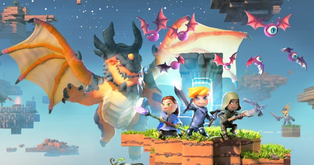 If You Like Minecraft and RPGs, Play Portal Knights: Review