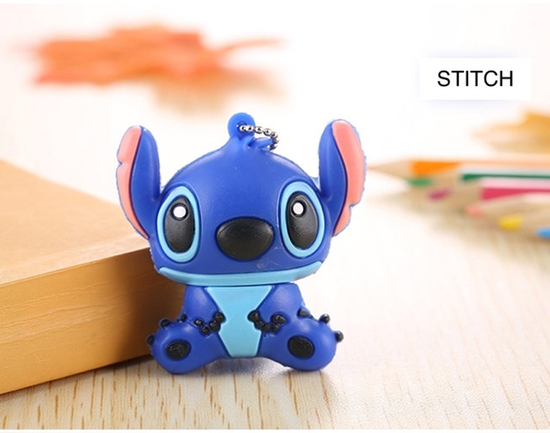 Stitch USB drive from Etsy