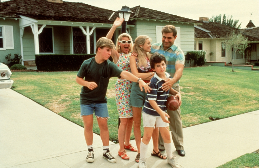 Screen shot from The Wonder Years