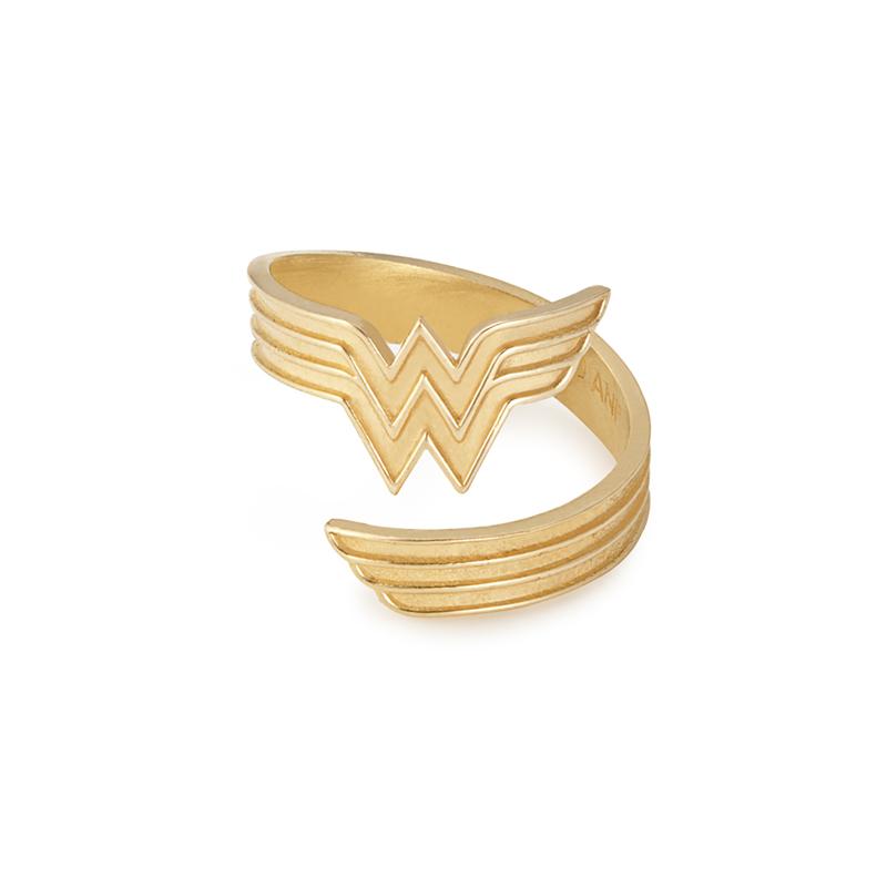 Wonder Woman Alex and Ani ring wrap