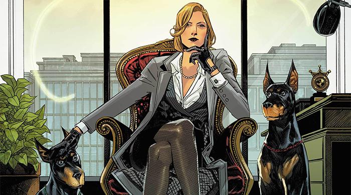 Wonder Woman Villains: Veronica Cale