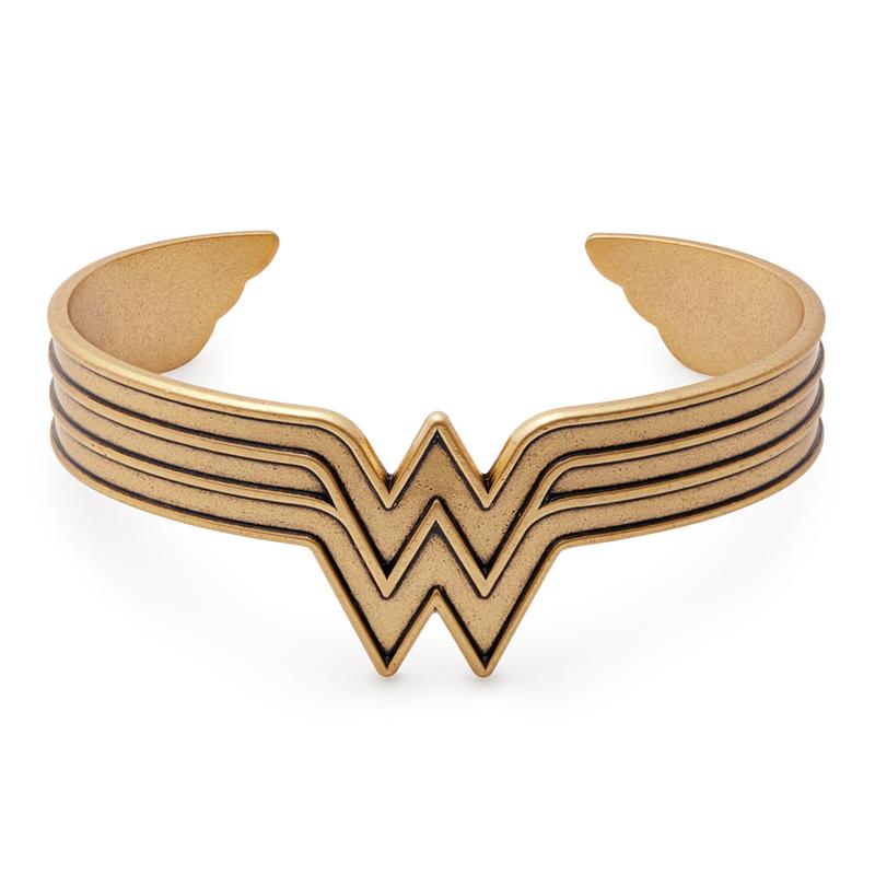 Wonder Woman Alex and Ani wrist cuff