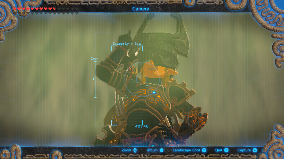 The Legend of Zelda: Breath of the Wild - The Master Trials DLC Midna Mask