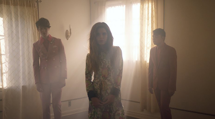 "Echosmith's new single ""Goodbye"" music video"
