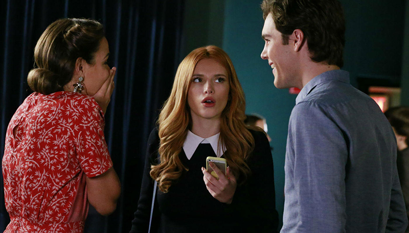 Bella Thorne in Freeform's new show Famous in Love
