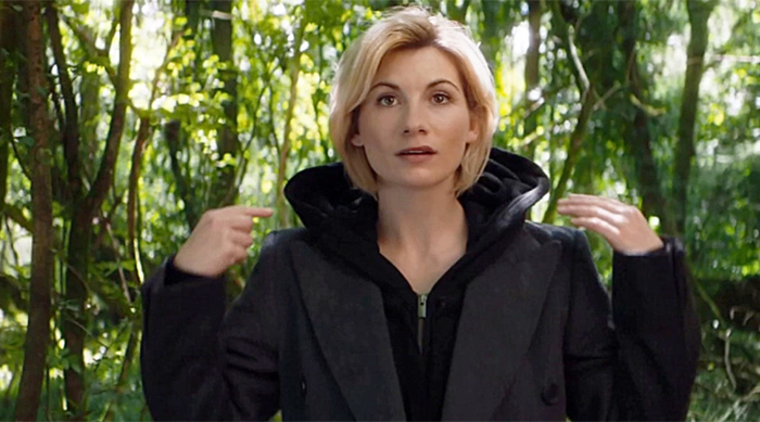 Jodie Whittaker first female Doctor