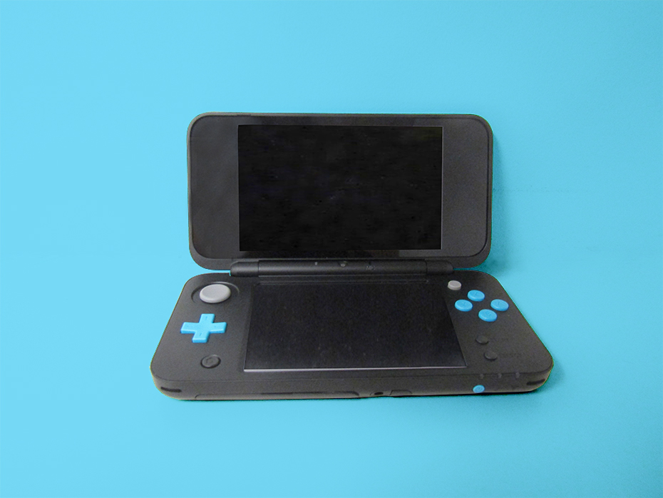 New Nintendo 2DS full view