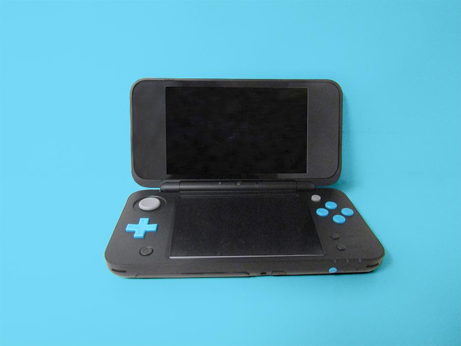 New Nintendo 2DS full view