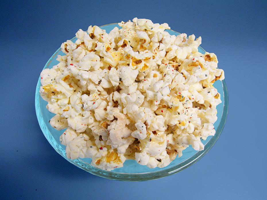 Pop Secret Popfetti pop in bowl