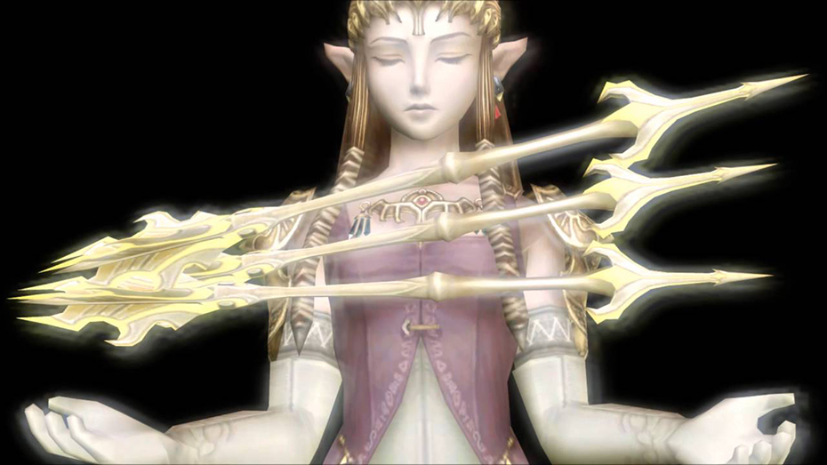 fun facts about the legend of zelda s princess zelda