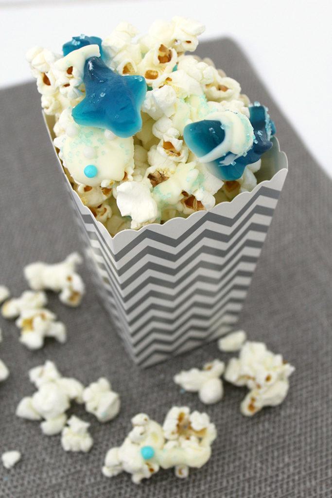Shark Bait Popcorn Mix recipe for Shark Week