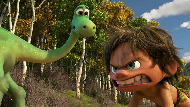 Disney Pixar's The Good Dinosaur