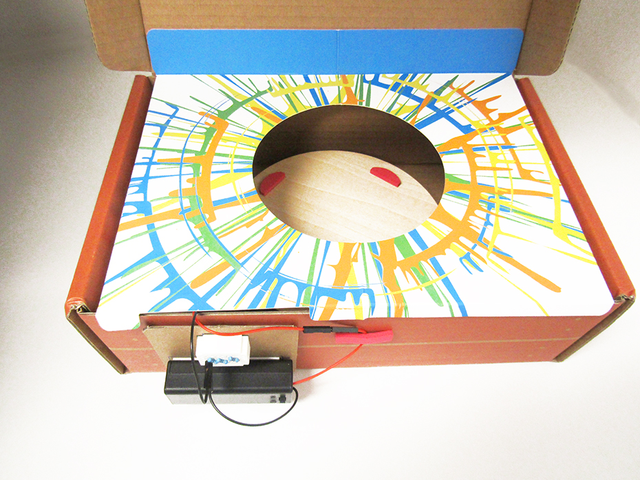 Tinker crate spin art machine complete