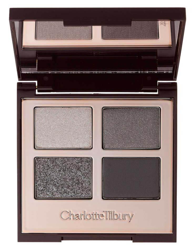 Charlotte Tilbury Rock Chick Palette Gray Shadows