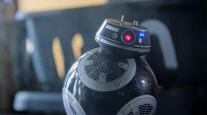 BB-8 Sphero Droid