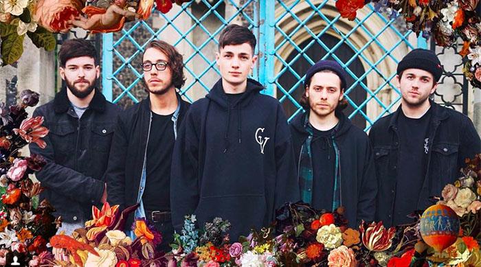Pop punk band Boston Manor