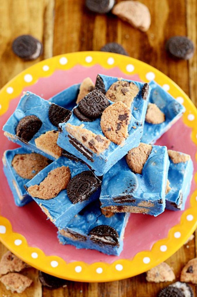 Cookie Monster Inspired Dessert Recipes From Pinterest