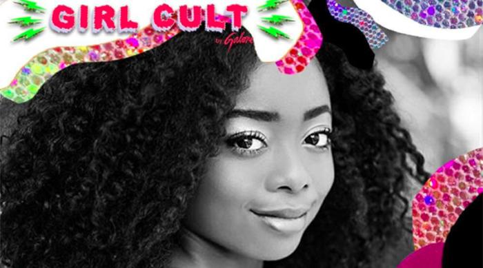 Skai Jackson for Galore's Girl Cult Festival