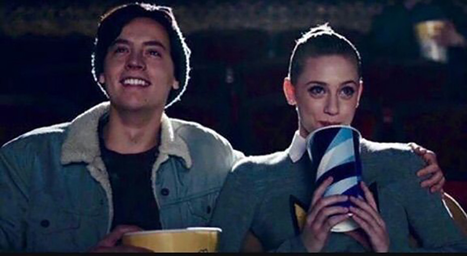 Jughead and Betty in Riverdale