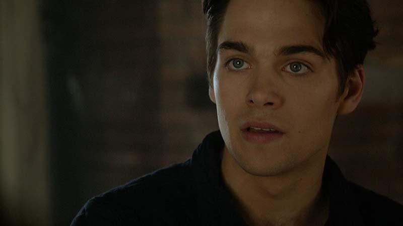Dylan Sprayberry as Liam Dunbar on MTV's Teen Wolf