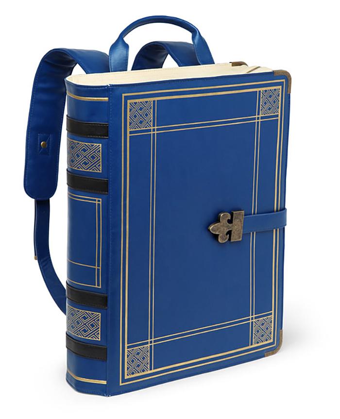 Olde book backpack from ThinkGeek
