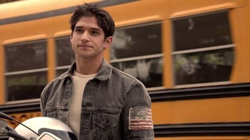 Tyler Posey as Scott McCall in the final season of Teen Wolf