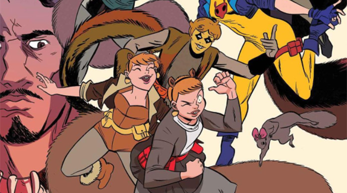 Squirrel Girl through the years