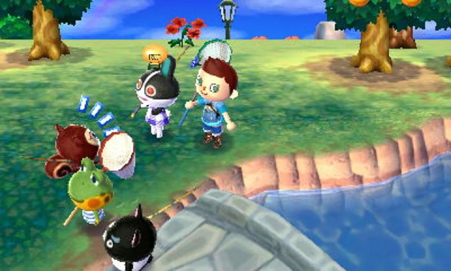 Animal Crossing: New Leaf neighbors