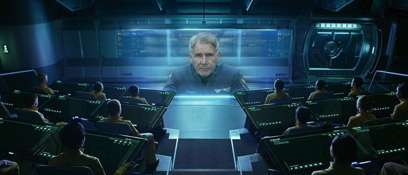 Battle School in Ender's Game