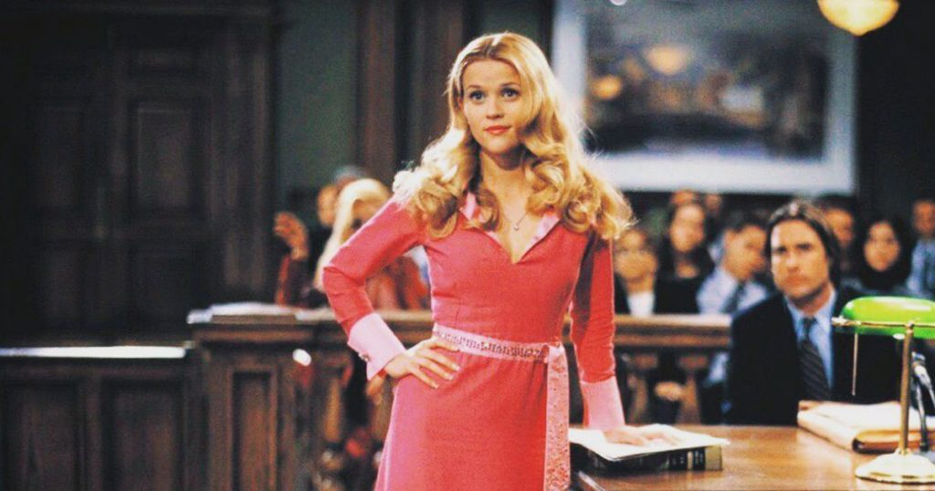 the real elle woods