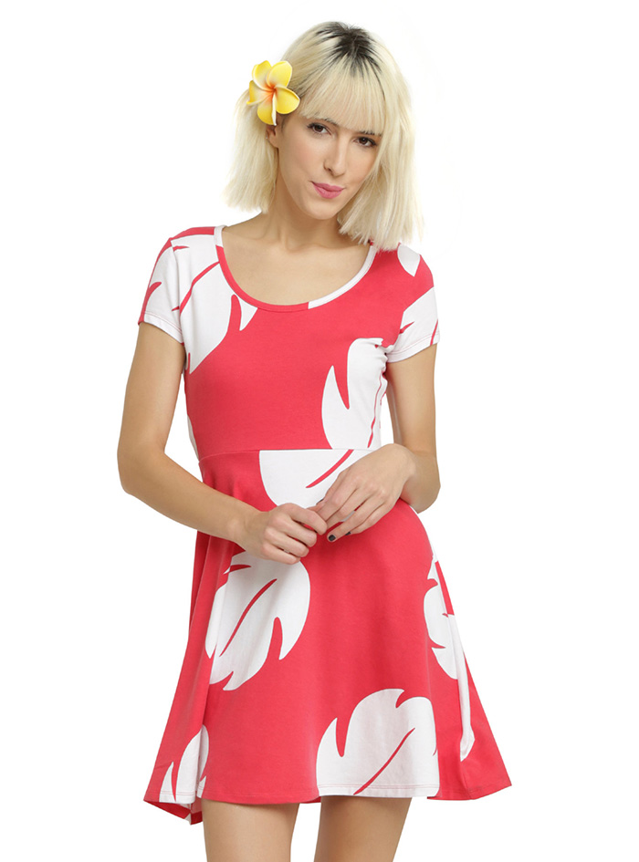Lilo-inspired dress from Hot Topic