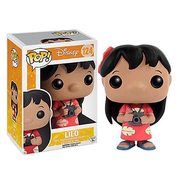 Lilo Pop! Vinyl figure from the Disney Store