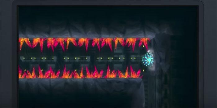 Metroid: Samus Returns spikes