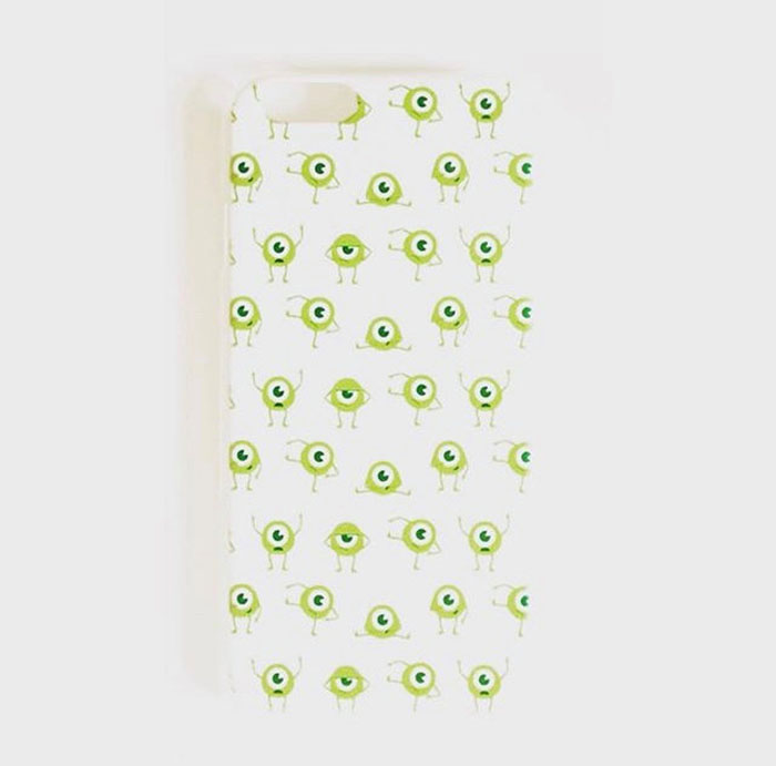 Mike Wazowski iPhone case from Etsy