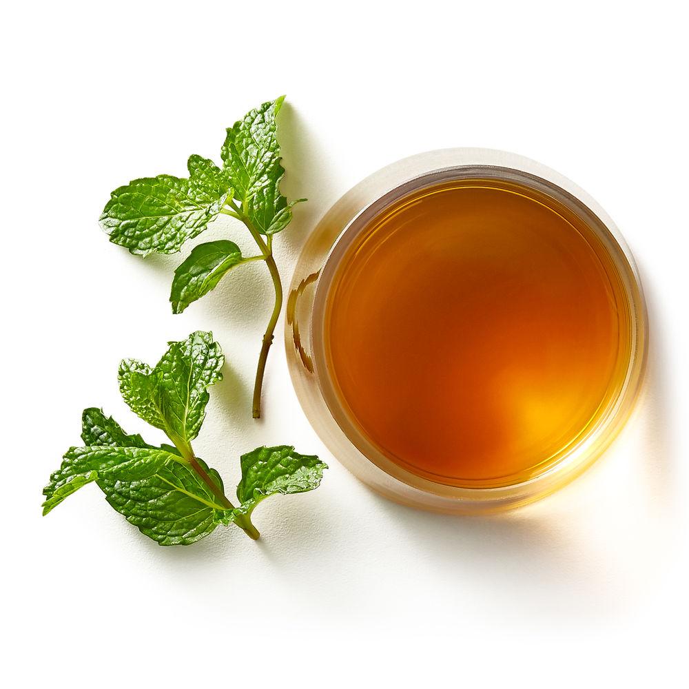 Chinese herbal insomnia tea - Moroccan Mint Green Tea