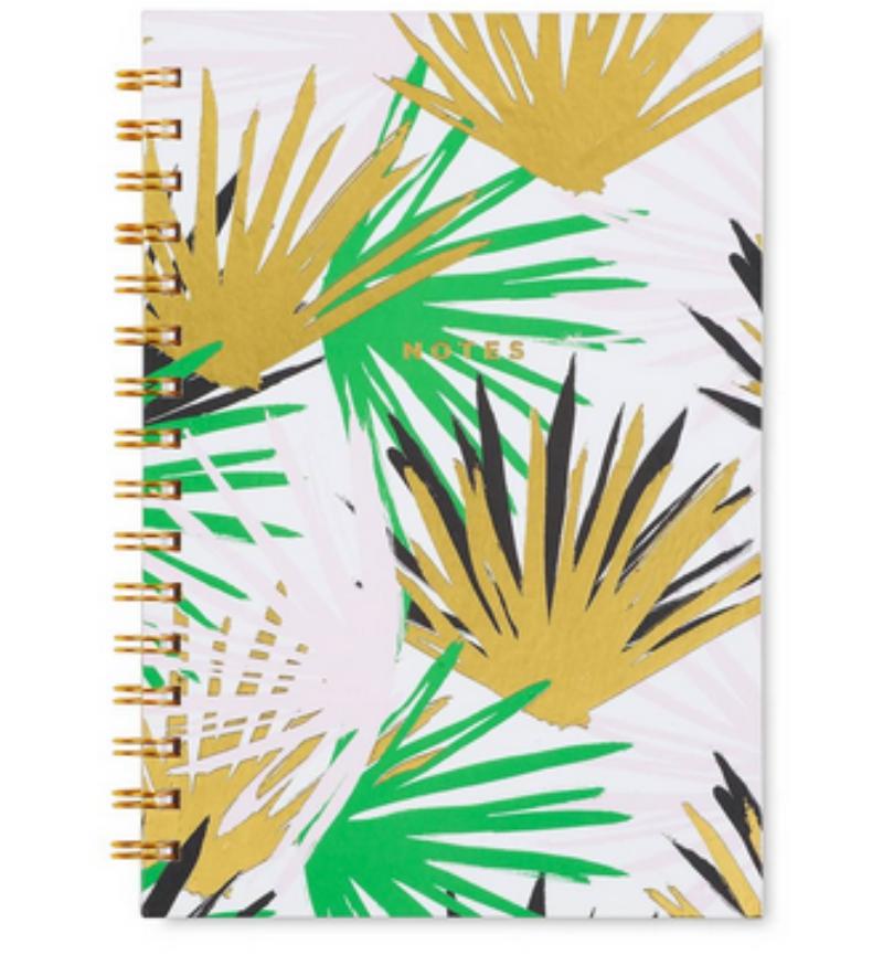 palm print notebook
