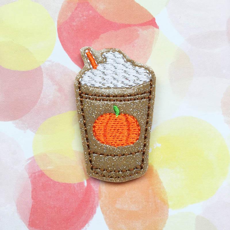 Pumpkin spice latte patch