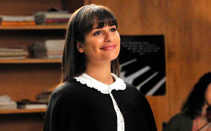 Rachel Berry in Glee