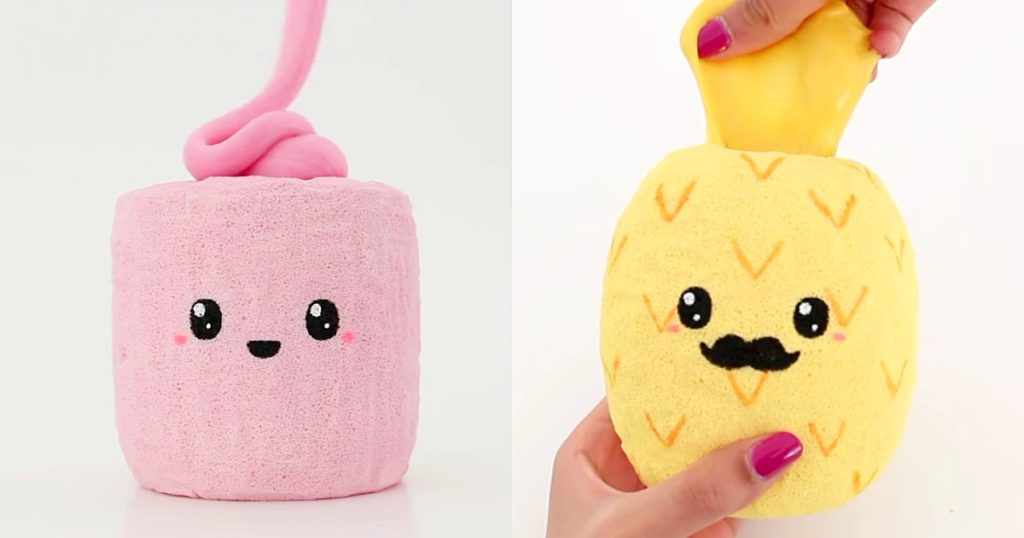 The Best DIY Slime and Squishie Tutorials