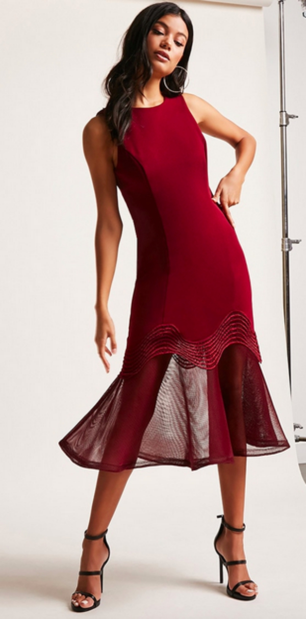 8f56f1d2adf Statement-Making Homecoming Dresses from Forever 21