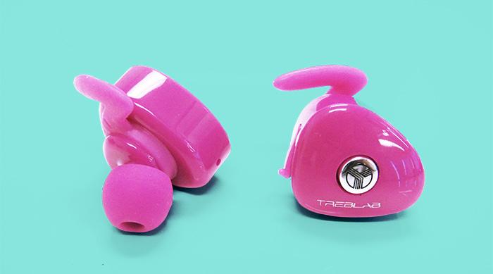 Treblab X11 wireless headphones
