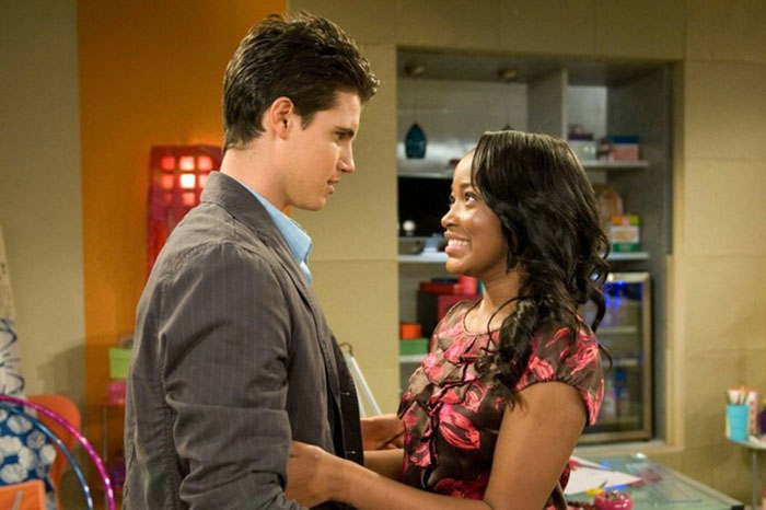 Jimmy and True on True Jackson, VP
