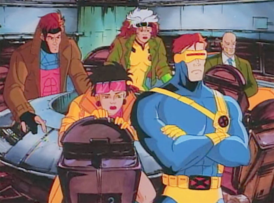 why x men the animated series is better than the movies
