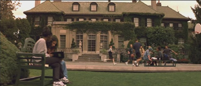 Xavier's School for Gifted Youngsters in X-Men