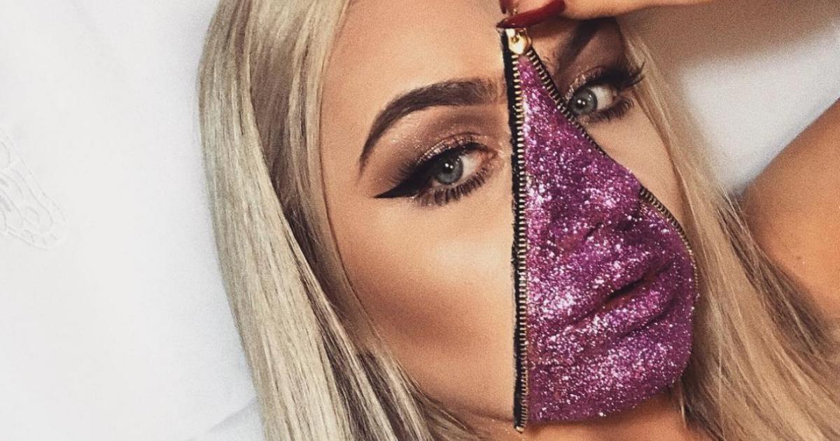 Halloween Costumes You Can Create Using Makeup You Have - Halloween-makeup